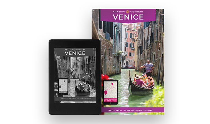 Amazing Wonders Venice out now