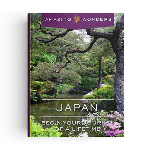 Amazing Wonders japan ebook