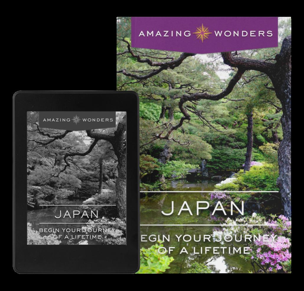 Amazing Wonders japan guide
