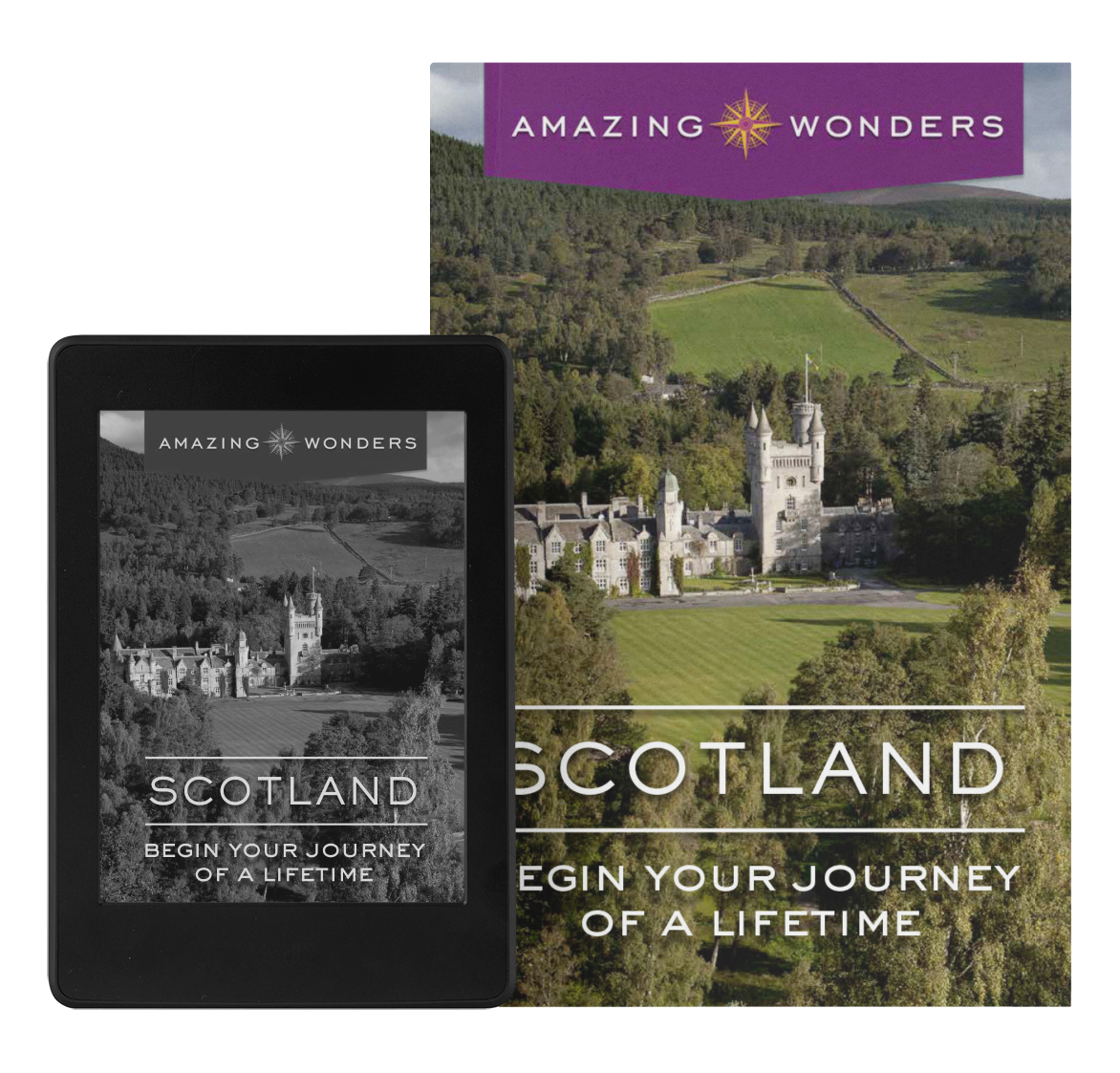 Amazing Wonders scotland ebook